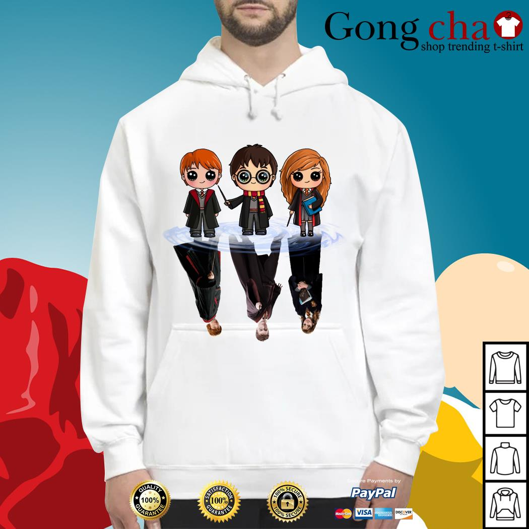 Harry Potter water reflection mirror Hoodie