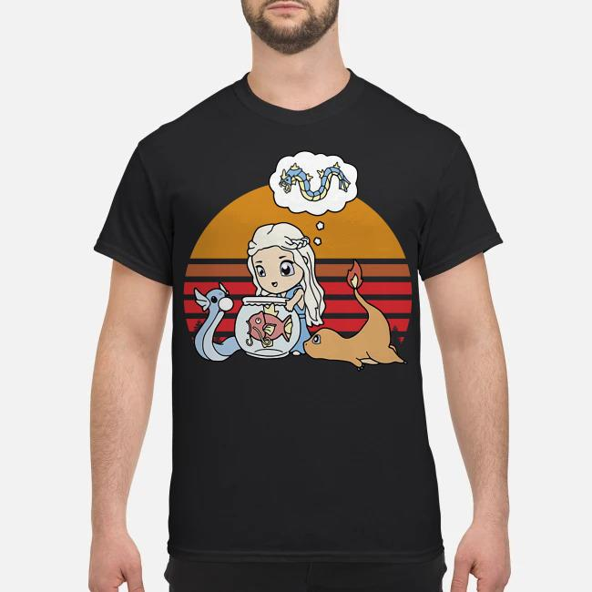 Daenerys Targaryen Mother of Pokemon vintage shirt