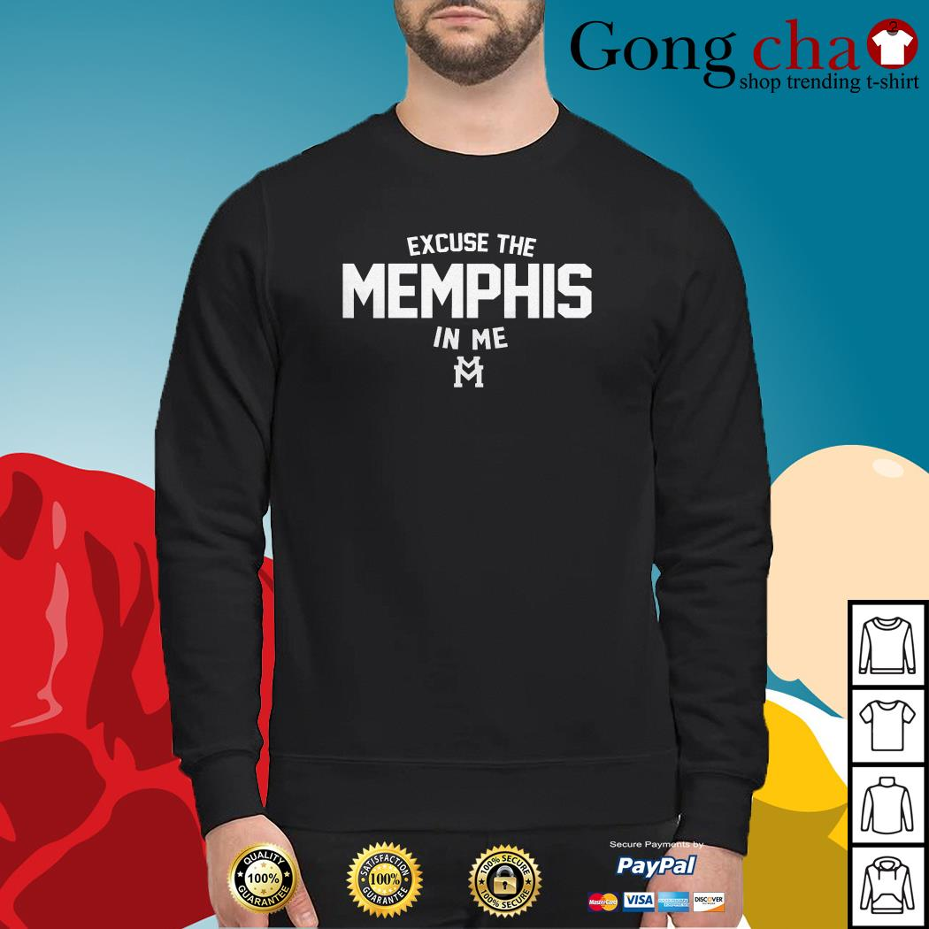 Excuse the Memphis in me Sweater