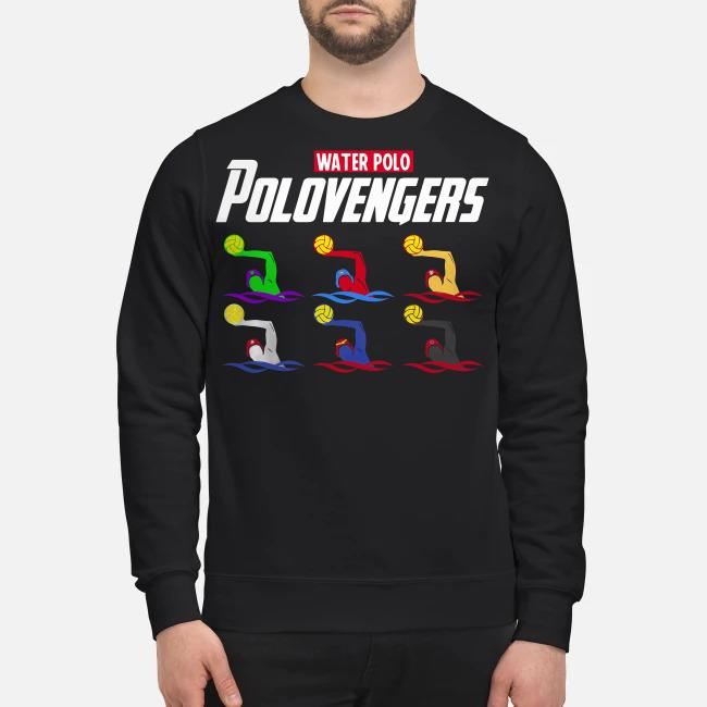 Marvel Avenger Water polo polovenger sweater