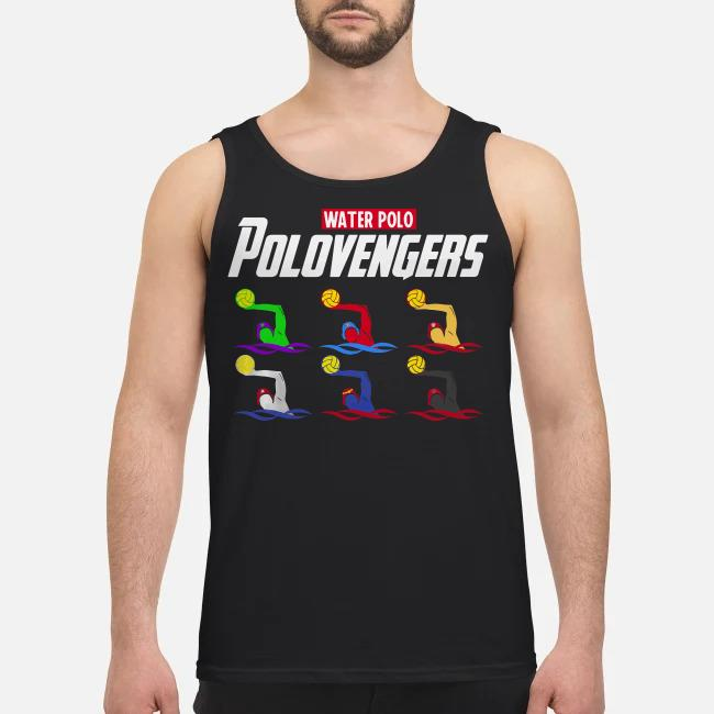 Marvel Avenger Water polo polovenger Tank top