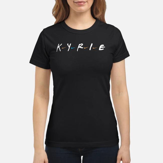 Nike Kyrie friends Ladies tee