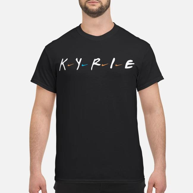 Nike Kyrie friends shirt