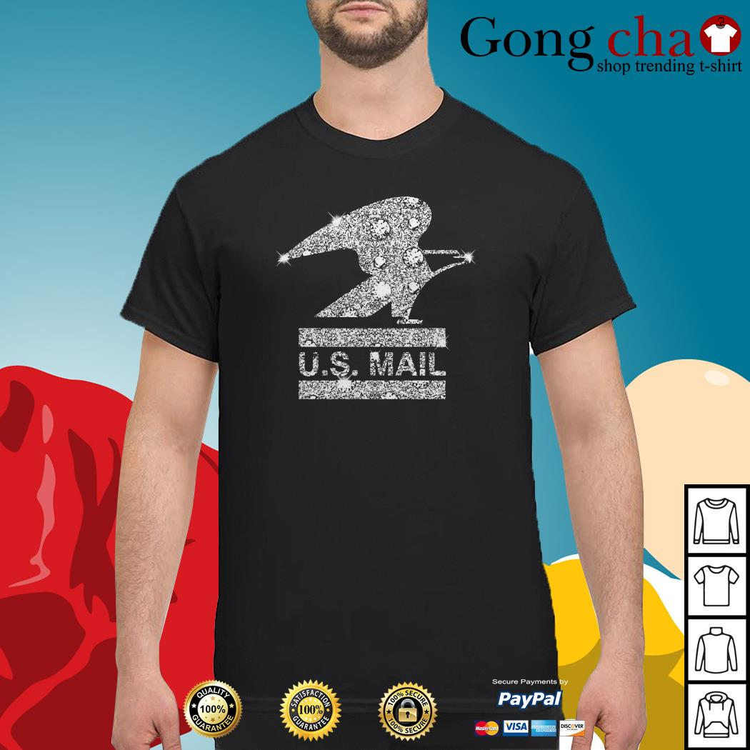 Sprinkle Eagle U.S mail shirt