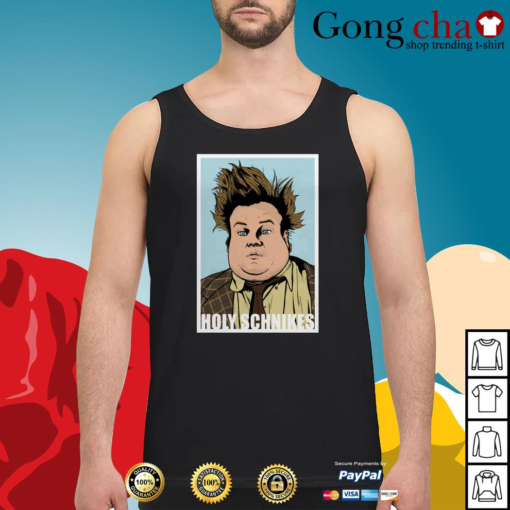 Chris Farley holy Schnikes Tank top