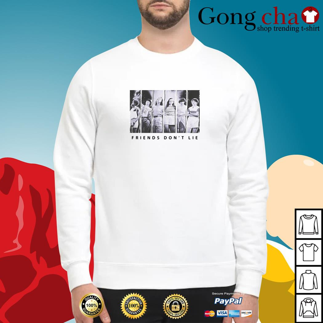 Official Stranger Things season 3 Friends don't lie Sweater