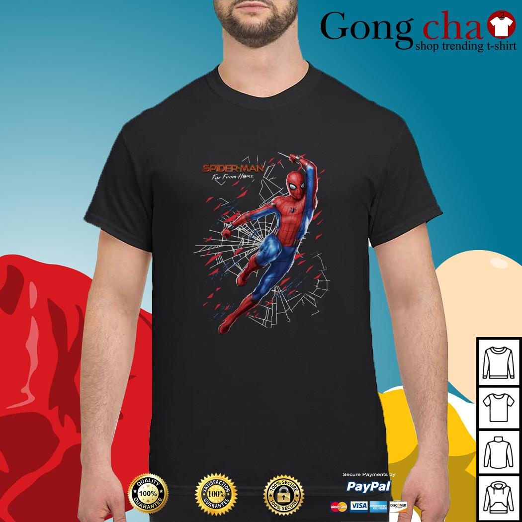 Spider-Man Far from home shirt