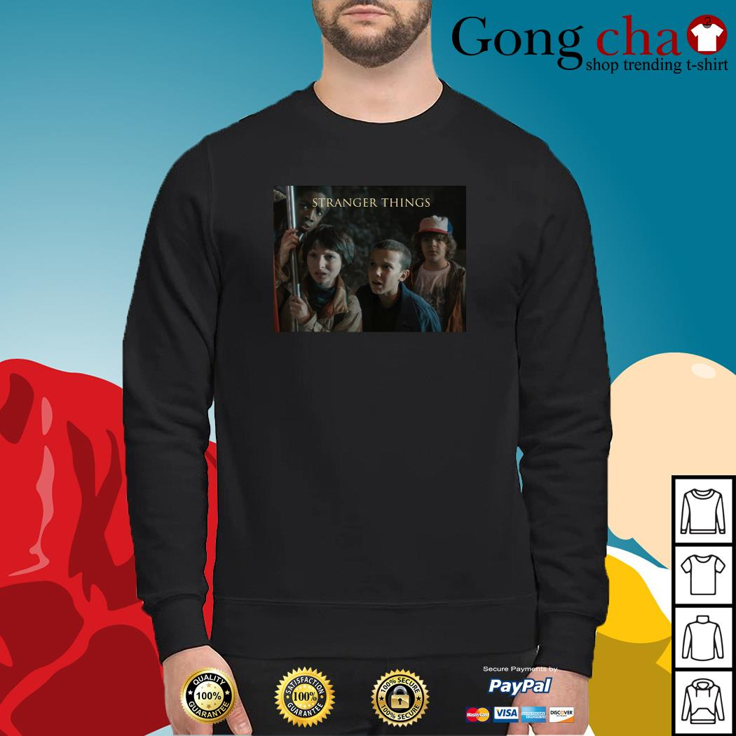 Stranger Things Friends Sweater