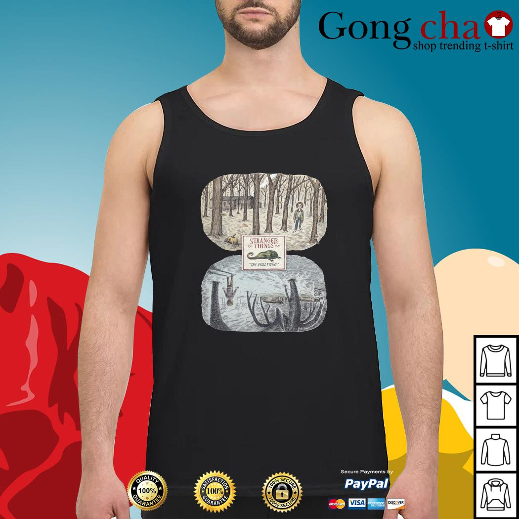 Stranger Things the Pollywog Tank top