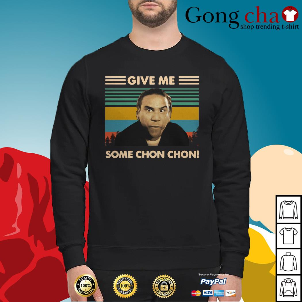 Give me some chon chon vintage Sweater