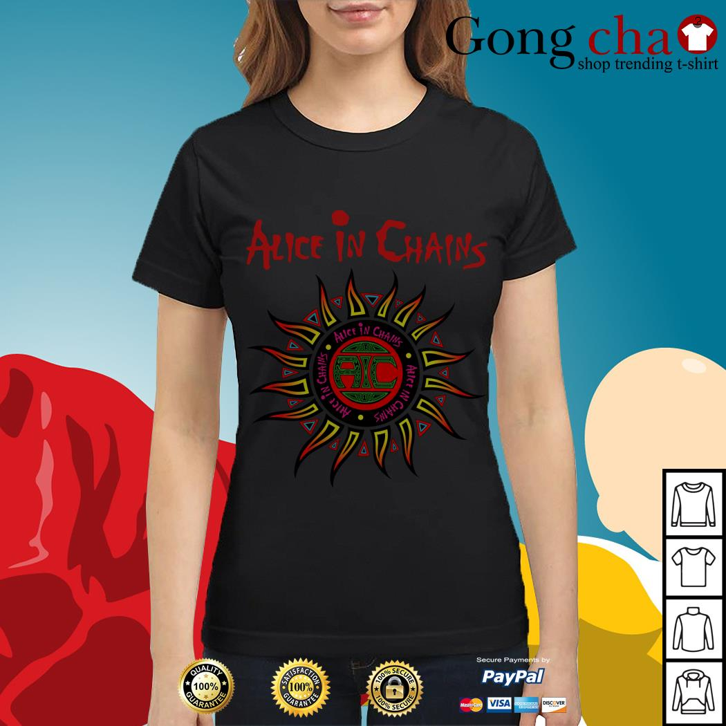 Alice in chains Ladies tee