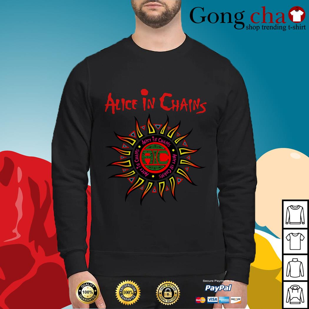 Alice in chains Sweater