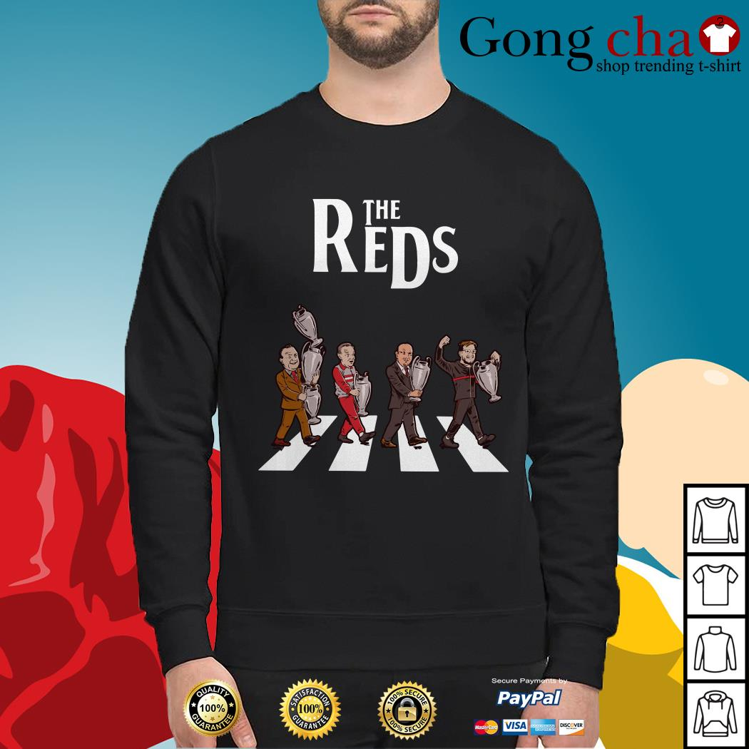 Liverpool The Reds Abbey Road Sweater