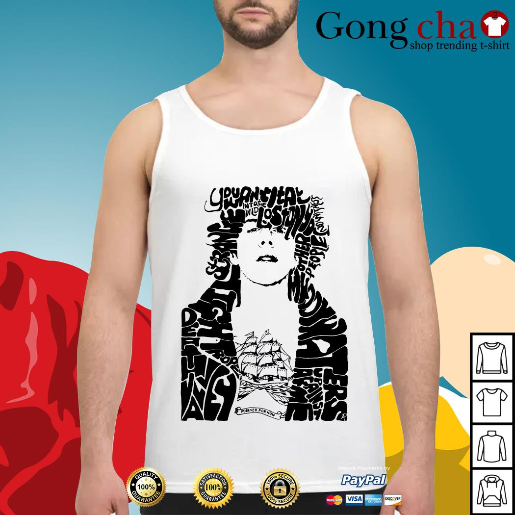 LP Lost on You by Paul Attwood Tank top