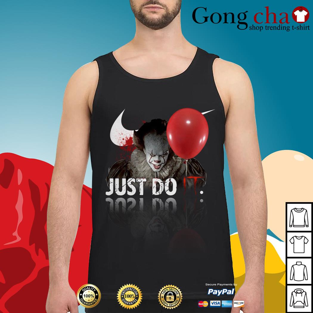 Nike Pennywise just do it Tank top