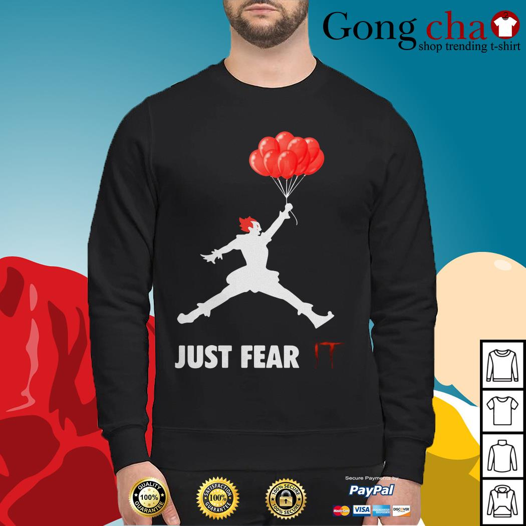 Pennywise just fear IT Sweater