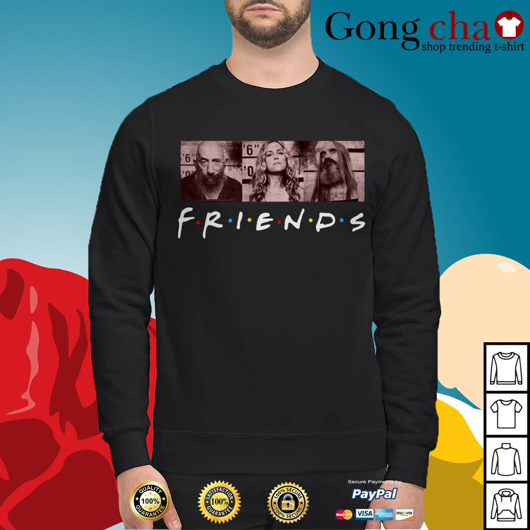 Rob zombie 3 from hell Friends Sweater