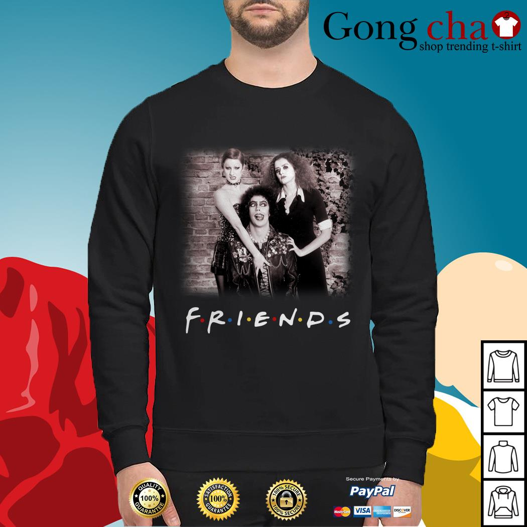The Rocky Horror Picture Show Friends Sweater
