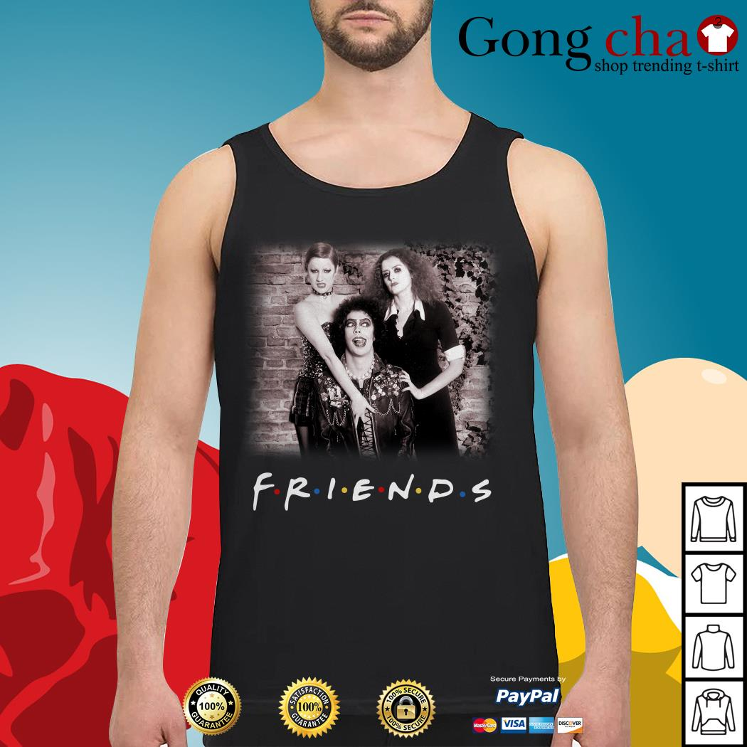 The Rocky Horror Picture Show Friends Tank top