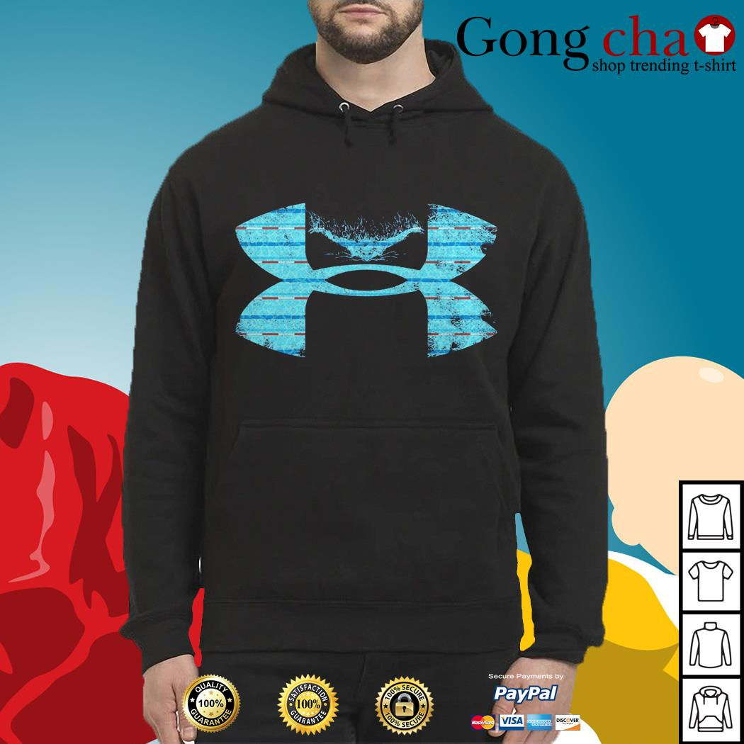 Under Armour I love swimming Hoodie