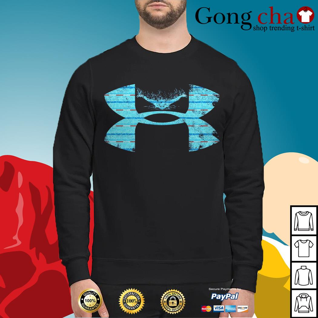 Under Armour I love swimming Sweater