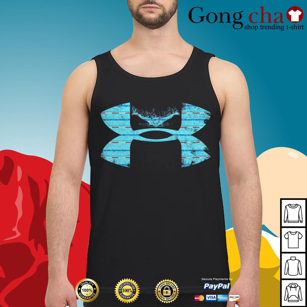 Under Armour I love swimming Tank top