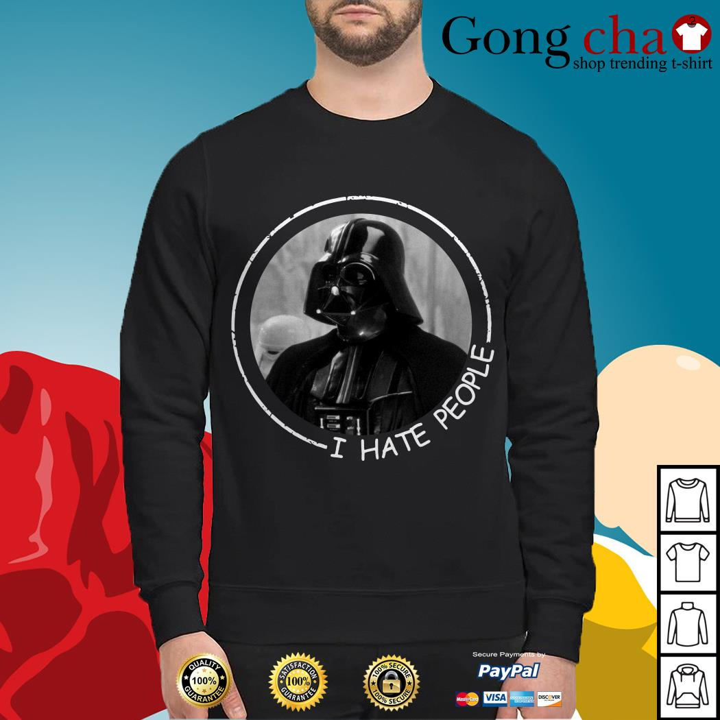 Darth Vader I hate people Sweater