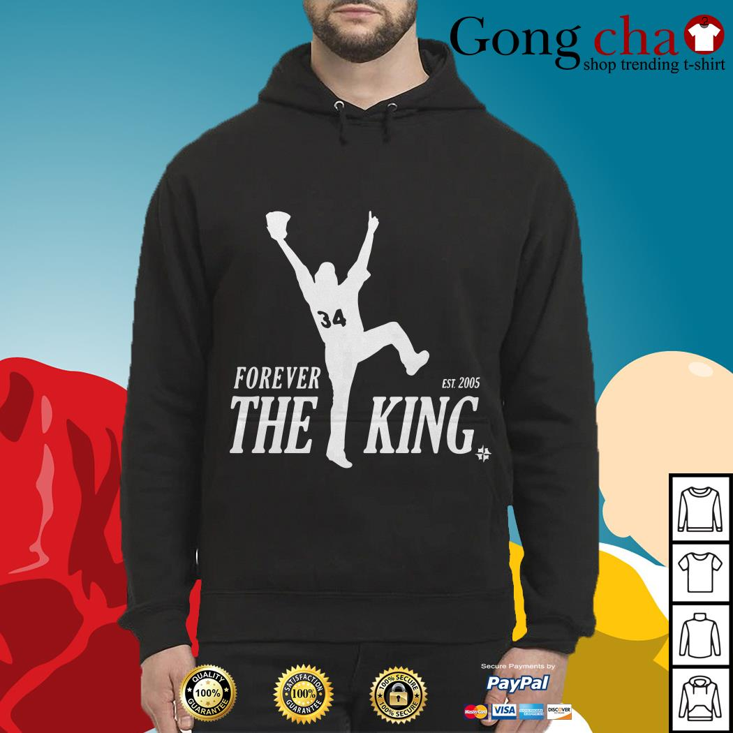 Forever the King est 2005 Hoodie