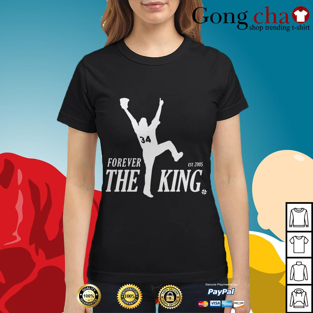 Forever the King est 2005 Ladies tee