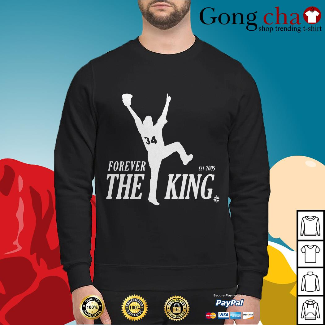 Forever the King est 2005 Sweater
