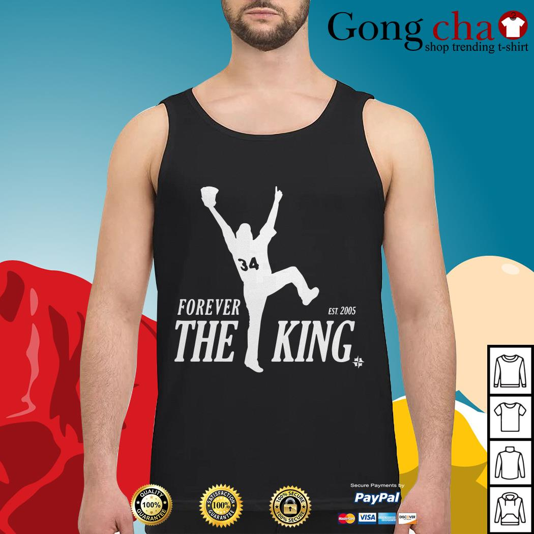 Forever the King est 2005 Tank top