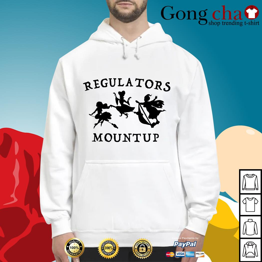 Hocus Pocus regulators mount up Hoodie