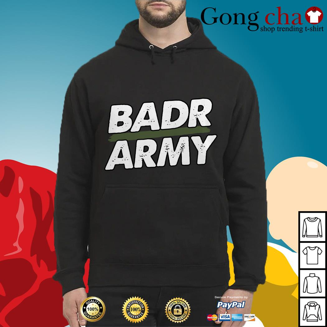Official badr army Hoodie