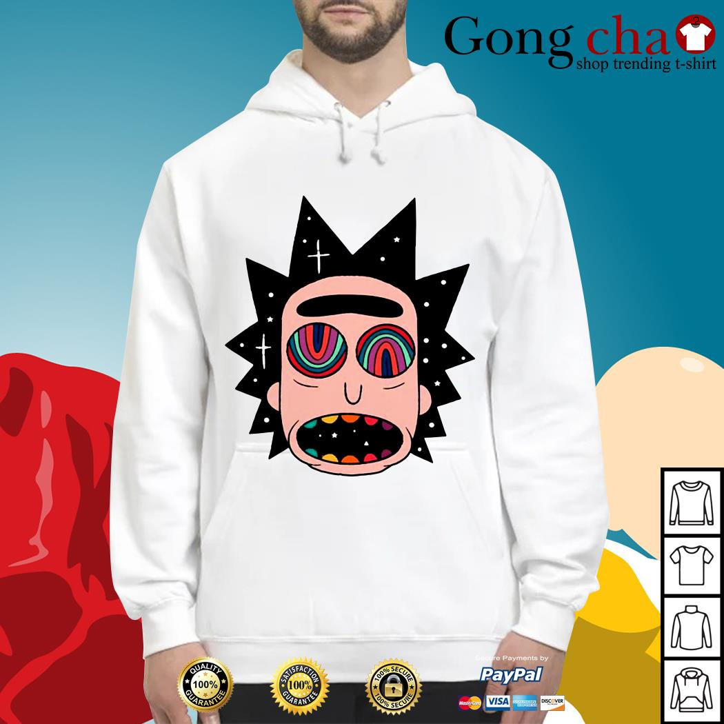 Rick and Morty Rick Fried Hoodie