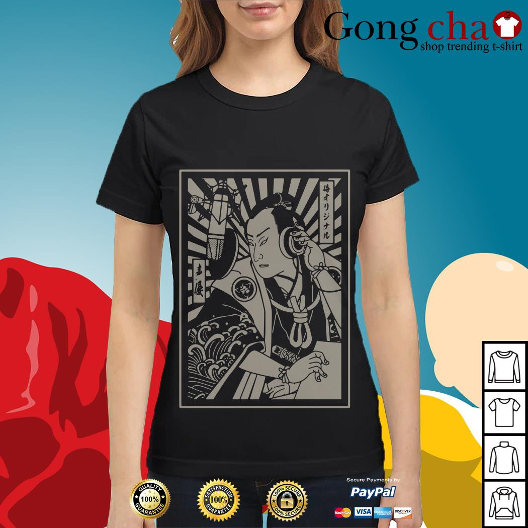 Samurai Voice Actor Ladies tee
