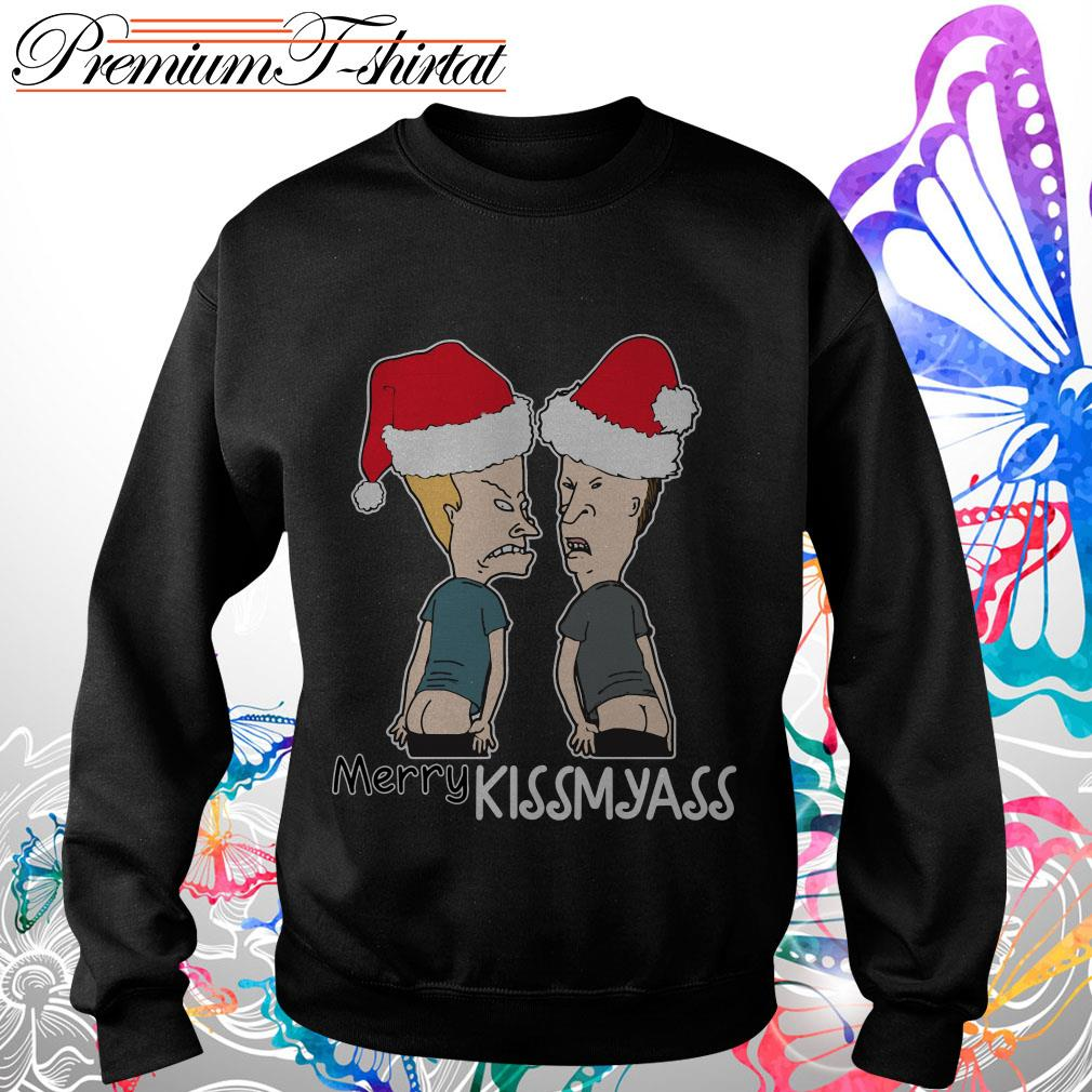 Beavis and Butt-Head Merry Kissmayass shirt