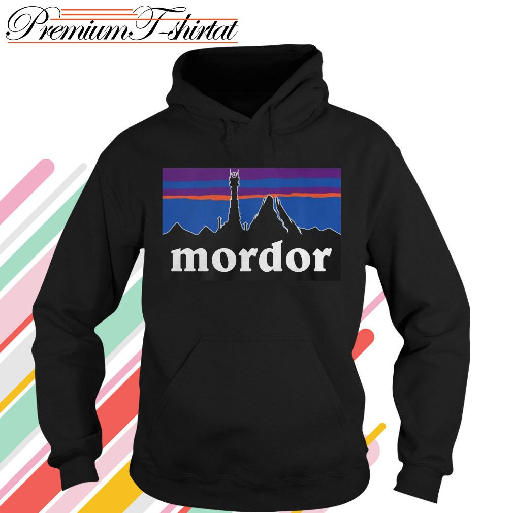 Mordor Patagonia The Lord of the Rings shirt, sweater and hoodie