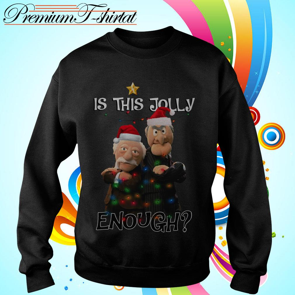 Statler and Waldorf is this jolly enough shirt