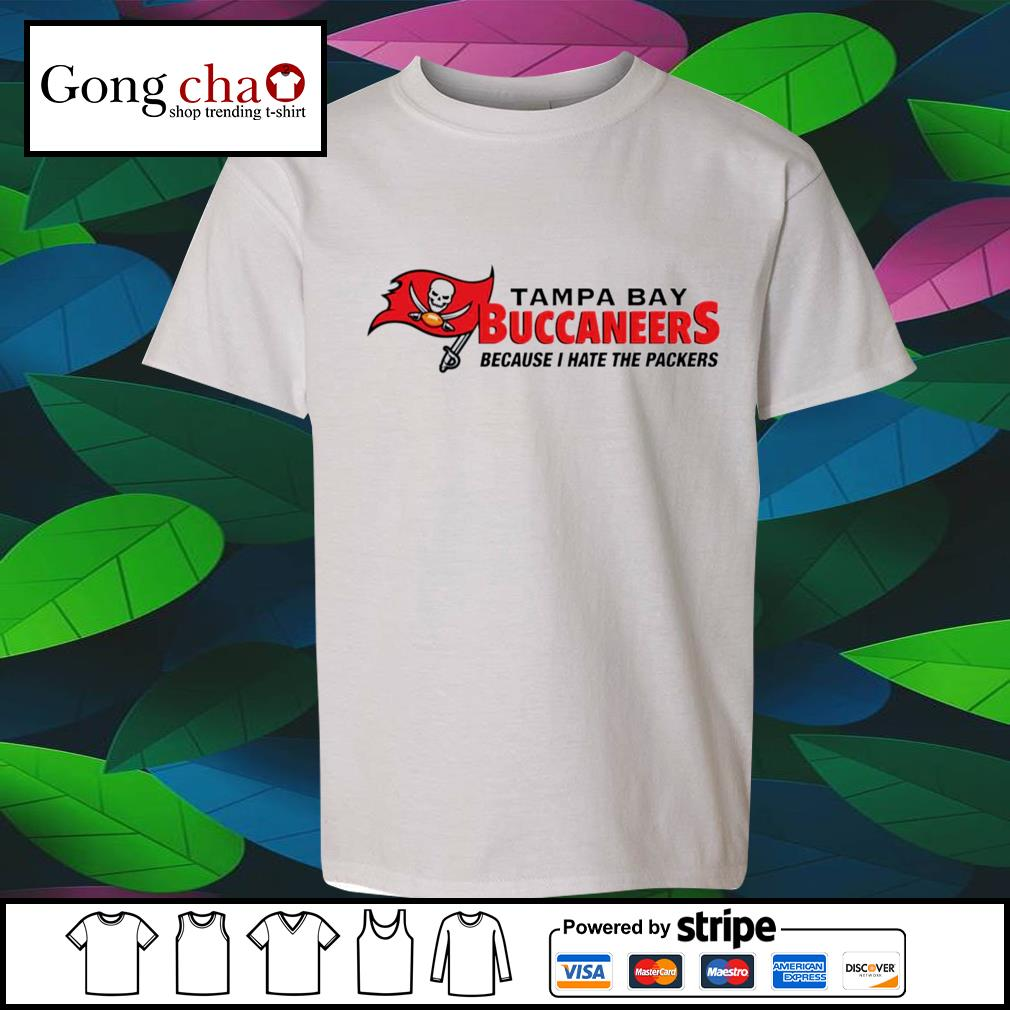 Tampa Bay Buccaneers because I hate the Packers s youth-tee