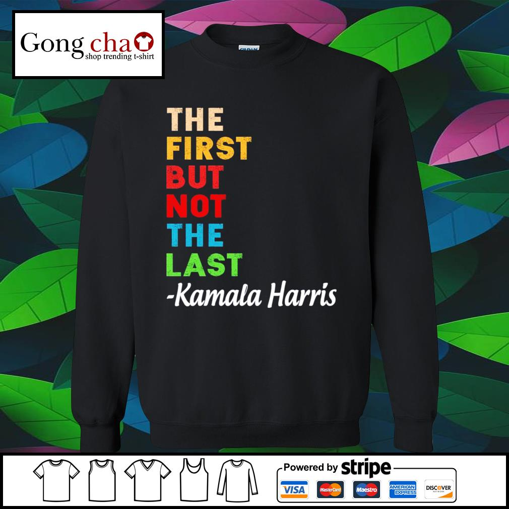 The first but not the last Kamala Harris vintage s sweater